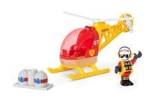 Redningshelikopter, Brio Togbane