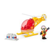 Räddningshelikopter, Brio Träjärnväg (33797)