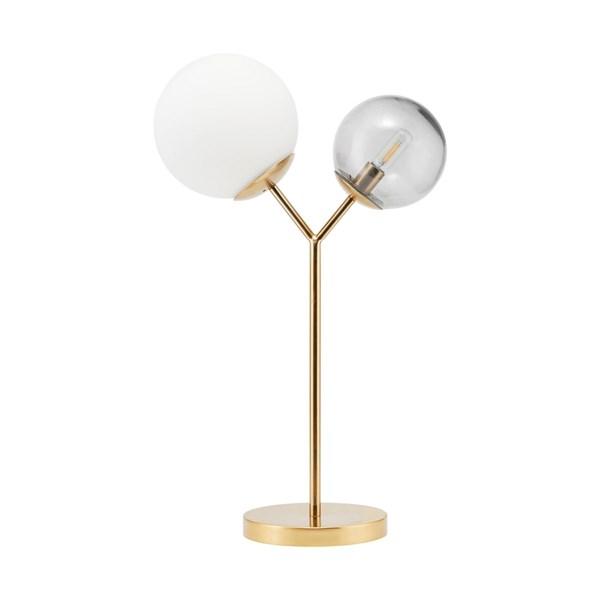 House Doctor Twice Bordslampa E14 H  42 cm Mässing - bordslampor
