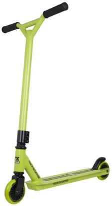 Stiga sparkesykkel TX Trick, limegrønn