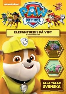 PAW Patrol - Säsong 2: Vol 6 - Elefantbebis på vift & andra äventyr