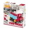 Hamacron Constructor 4 Fire Truck, LaQ