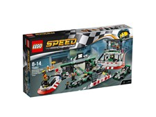 MERCEDES AMG PETRONAS Formula One™ Team, LEGO Speed Champions (75883)