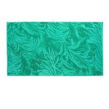 GANT Home Waves Beachtowel 100% Puuvilla 100x180 cm Pool Green