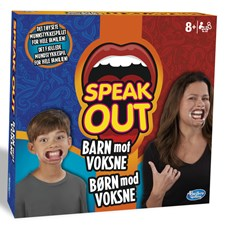 HGA Speak Out Kids vs. Parents DK/NO, Hasbro