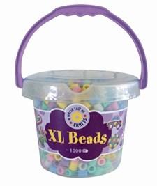 XL Perler Boks, Pastellfarger