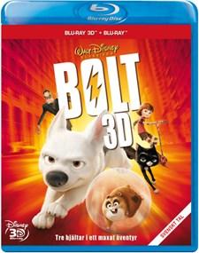 Disney Klassiker 48 - Bolt (Blu-ray 3D + Blu-ray) (2-disc)