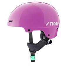 Stiga Play helmet, Pink