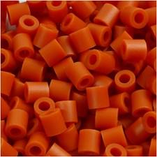 Putkihelmet, koko 5x5 mm, aukon koko 2,5 mm, 1100 kpl, punaruskea (5)