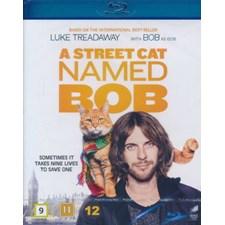 Gatukatten Bob (Blu-ray)