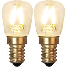 Star Trading LED-Lampa Pär E14 2-pack
