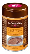 Monbana Chokladpulver Tradition 250g