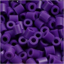 Rörpärlor 5x5 mm 6000 st Mörklila (11)