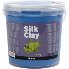 Silk Clay®, 650 g, blå