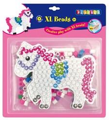 Rörpärlor och Pärlplattor Häst Playbox