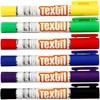 Playcolor tekstiiliväripuikko, värilajitelma, Pit. 14 cm, 6 kpl/ 1 pkk, 5 g
