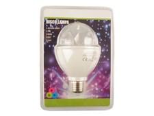 Glödlampa Disco, LED, Form Living
