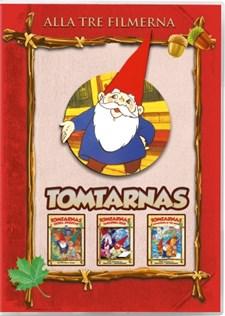 Tomtarnas samlade äventyr  (3-disc)