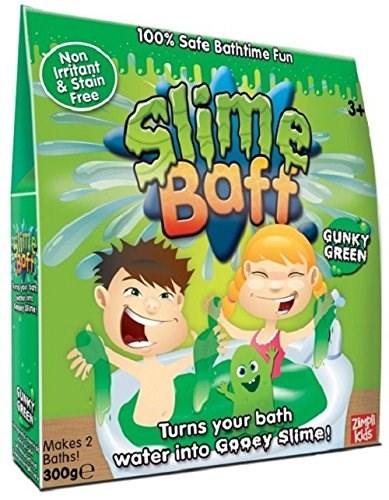 Slime Baff  Bada i slime  300g  Grön  Zimpli Kids - vattenleksaker