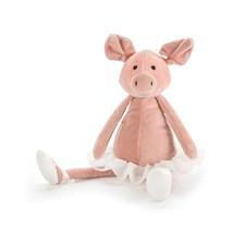 Dancing Darcey Piglet 33 cm, Jellycat