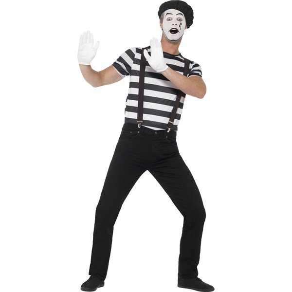 Maskerad · Maskeradkläder vuxna  Mimare Maskeraddräkt Herr. Pinterest  Twitter Facebook. Mimare Maskeraddräkt Herr 031f5b99241c1