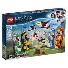 Rumpeldunk-kamp, LEGO Harry Potter (75956)