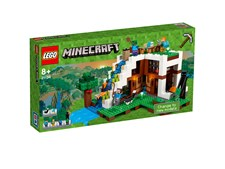 Basen vid vattenfallet, LEGO Minecraft (21134)