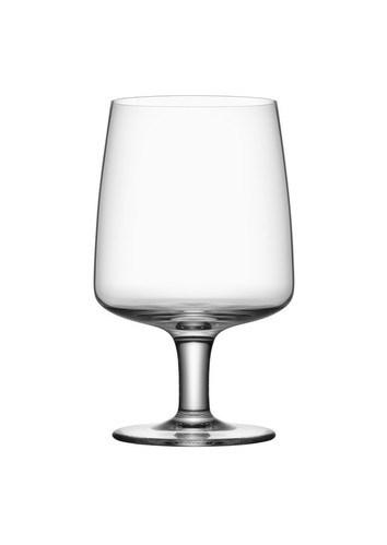 Kosta Boda Bruk Glas Large 4-pack 45 cl (klar) - glas