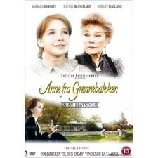 Anne på Grönkulla - En ny början