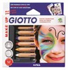 Giotto Make Up Pencils Basic 6-pack