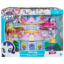 Friendship Rarity's Carousel Boutique, My Little Pony