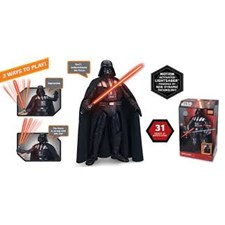 Darth Vader, Elektronisk Figur 43 cm Deluxe, Star Wars
