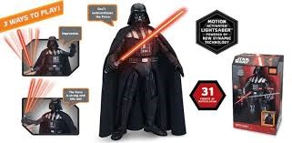 Darth Vader  Elektronisk Figur 43 cm Deluxe  Star Wars