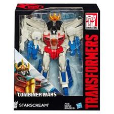 Combiner Wars Leader, Starscream, Transformers