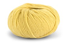 Knit At Home Classic SW Wool Lanka Villalangat 50 g keltainen 414
