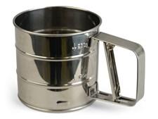 Senso Kitchen Mjölsikt Rostfri 10x16x10cm Silver