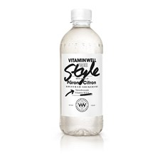 Vitamin Well FREE Style Päron Citron 450ml