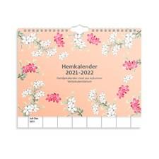 Väggkalender 21-22 Hemkalendern Burde