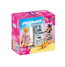 Bankomat, Playmobil City Life (9081)