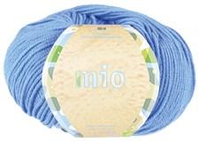 Mio Garn Merinoull 50g Himmelsblå (30231)