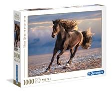 Pussel HQC Free Horse, 1000 bitar, Clementoni