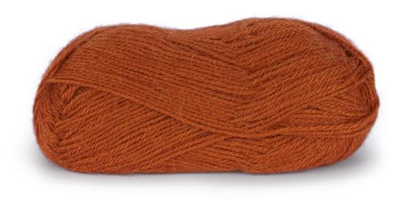 Du store Alpakka Tynn 50 g Rust Oransje 103