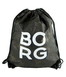 Borg Gymbag, Scribble Grön, Björn Borg