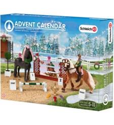 "Adventskalender 2015 ""Jul med hester"", Schleich"