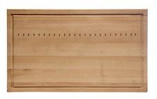 Skjære-/Serveringsbrett, 50 x 30 x 4 cm, Bøk, Sagaform