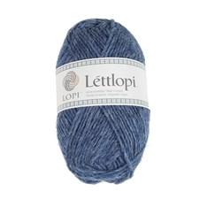 Lett-lopi 50g Fjord blue