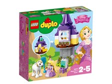 Rapunzels torn, LEGO DUPLO Princess (10878)