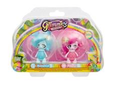 Glimmies Rainbow Friends Bunnybeth & Volaria