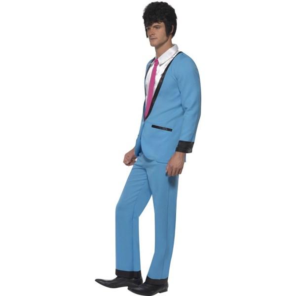 538c3315 Kostyme Teddy Boy , Smiffys- karnevalkostymer til voksne | Adlibris ...