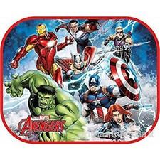 Solskydd 2-pack, Avengers